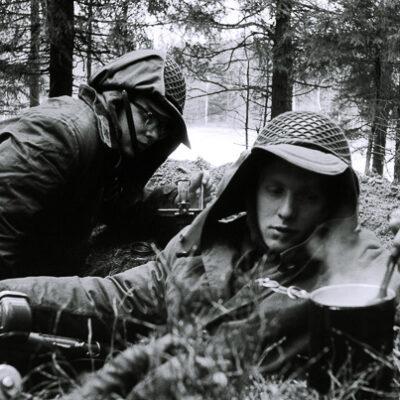 1963 Militärtjänst