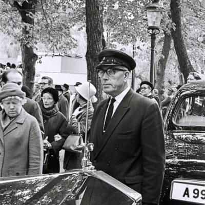 1968 Kungsträdgården Stockholm