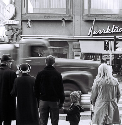 1968 Kungsgatan Stockholm