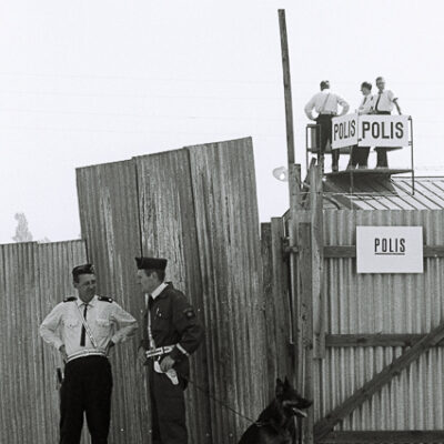 1969 Kiviks marknad Skåne